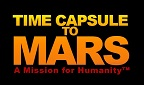 Time Capsule To Mars logo